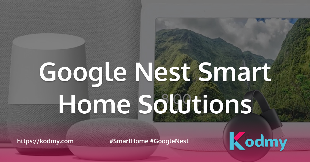 Google Nest Smart Home Solutions