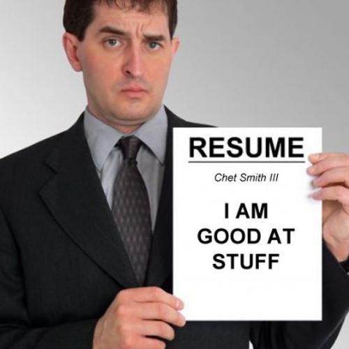 writing an ATS friendly resume