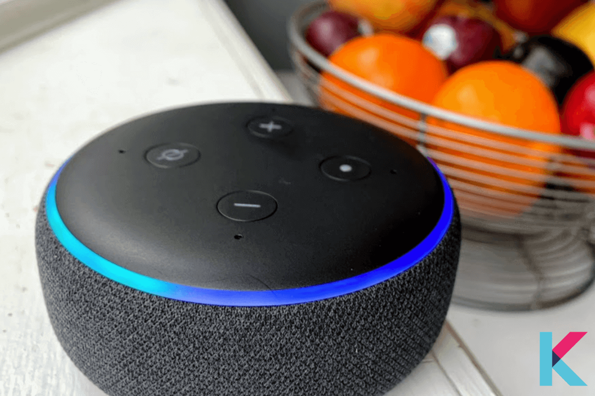 Echo Dot 3rd generation is an upgraded version of Echo Dot 2 Gen. It is the most popular Smart Speaker with a fabric design. It also improved speaker quality than Echo 2 Gen.