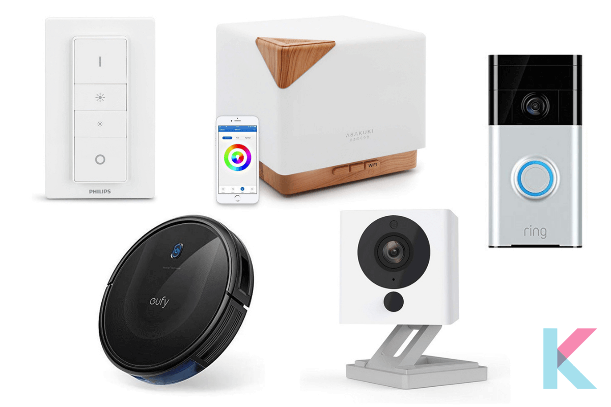 Alexa Smart Home Device is any electronic device that can be linked to your Smart Home System and communicate with other devices using the voice command of Alexa.