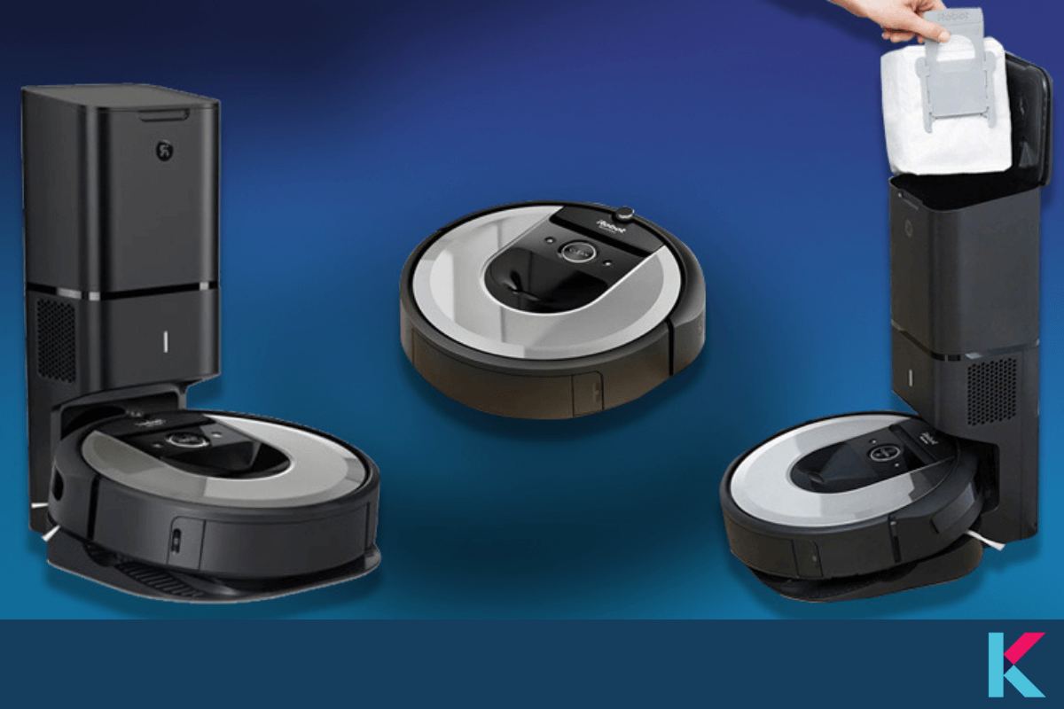 The iRobot Roomba i7+ is one of the Robot Vacuum with a Smart Mapping feature. It has a new feature like automatic dirt disposal-empties itself. Also, it is a fantastic vacuum with Alexa Smart assistant and Wi-Fi connected.
