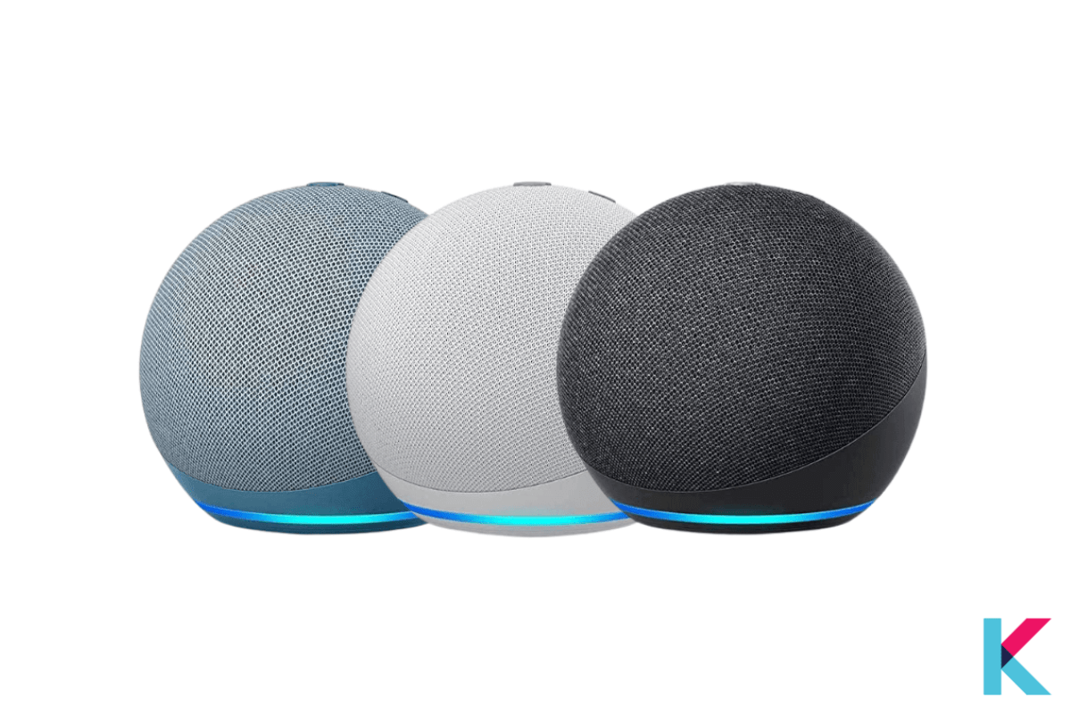 The Amazon Echo Dot 4th Gen is a Bluetooth speaker introduced by Alexa. It can control smart home devices directly, using If This Then That (IFTTT).