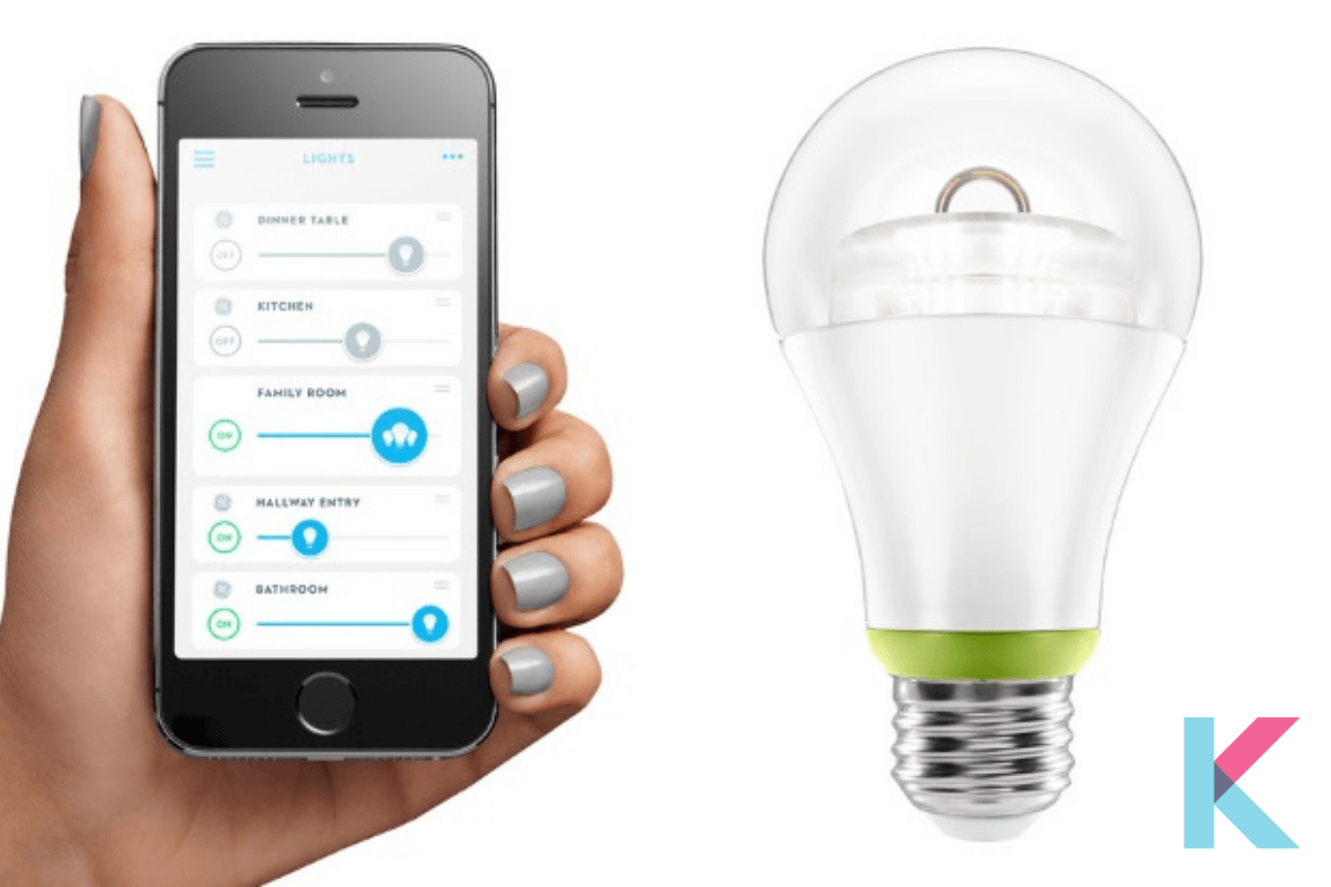 GE Link Connected LED Bulbs