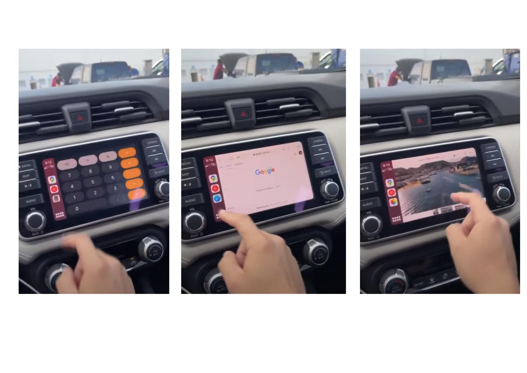 CarBridge on CarPlay