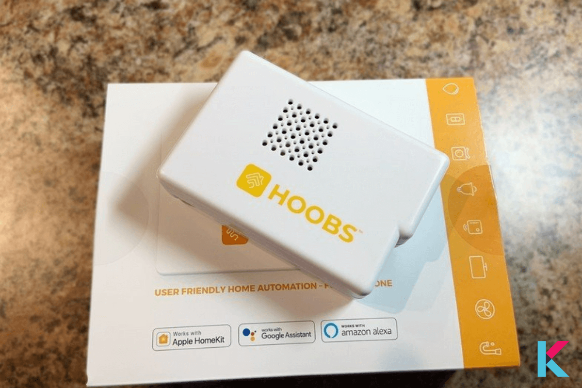 HOOB stands for Homebridge out of the box with comprised of a RaspberryPi. It is also with an included software pre-installed and SD card.