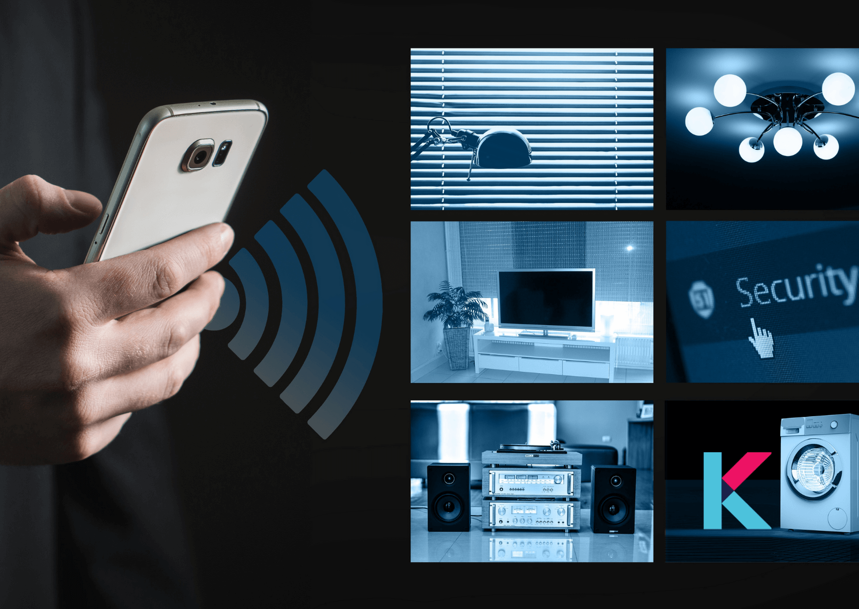 Smart Home devices works