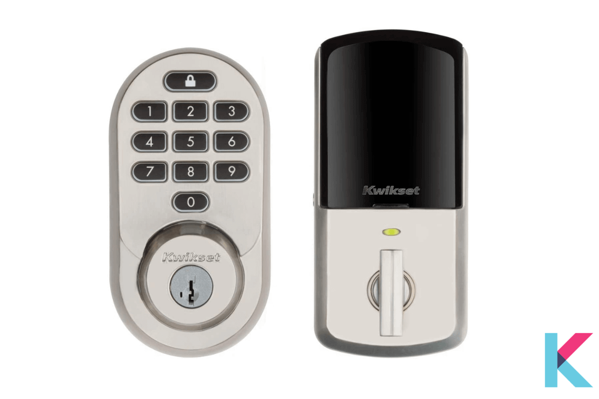 Kwikset Halo Smart Locks are simple to unlock and lock your door with a Smartphone or keypad. If you own a rental property, though, this can be a problem if you're concerned that someone has produced many copies.