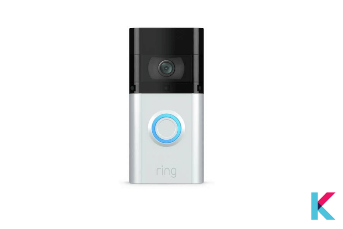 The Ring Video Doorbell 3 plus is an upgrade from the original Ring Video Doorbell 2.