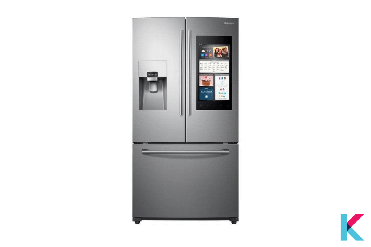 Samsung Family Hub Refrigerator is the latest smart device from Samsung.