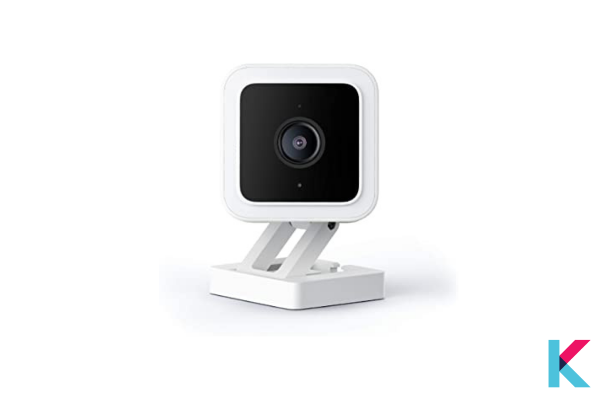 Wyze camera is with WiFi indoor Smart Home Camera with Night vision. Amazon Alexa and Google Assistant are integrated with this.
