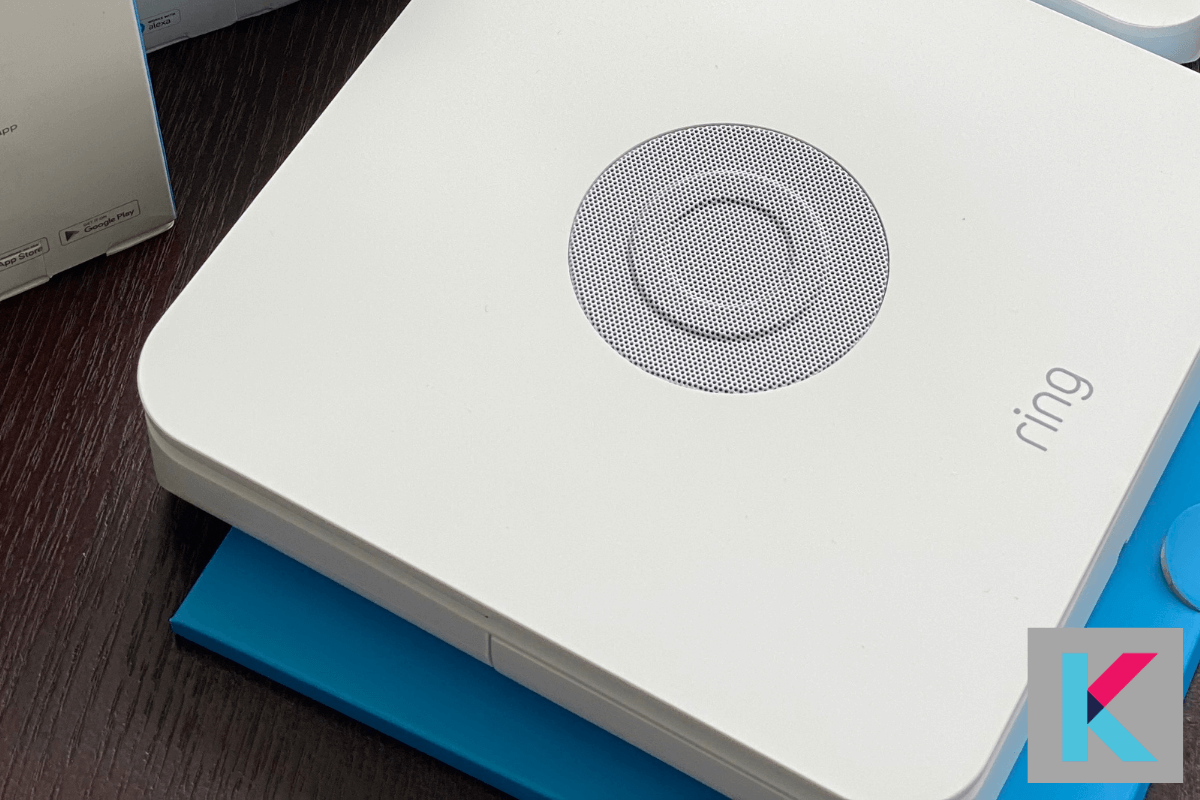 The Base Station is considered the brain behind all components of the security kit. It keeps Ring Alarm online as well as connected to your devices.