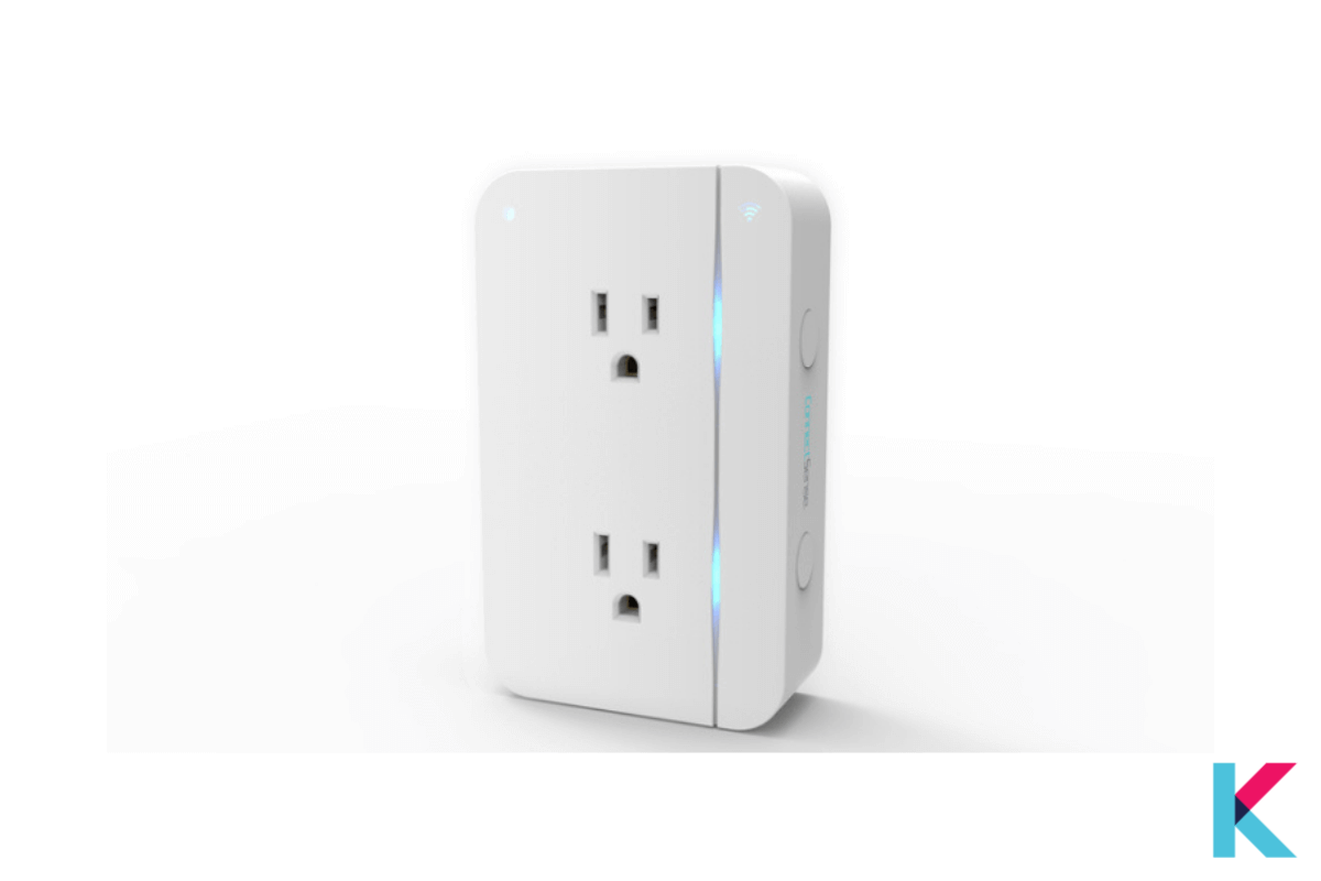 Do you like to add some smarts to your smart devices such as lamps, TVs, and coffee makers? Then the ConnectSense Outlet is the best choice for you.