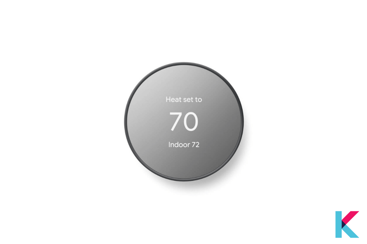 The thermostat comes in a wide variety of colors to fit the décor of your house and the ambiance with a display that is easy to read.