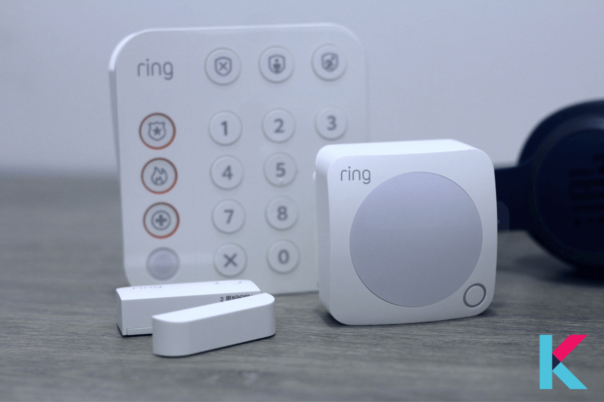 The Ring Alarm Home System is a perfect starter kit for you. It is the second generation DIY home security system of Ring.