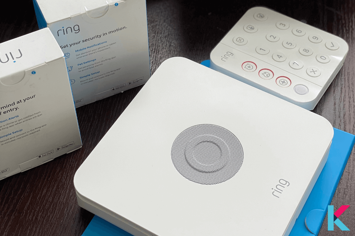 The Ring Alarm Home Security Kit is the perfect starter kit for your home.