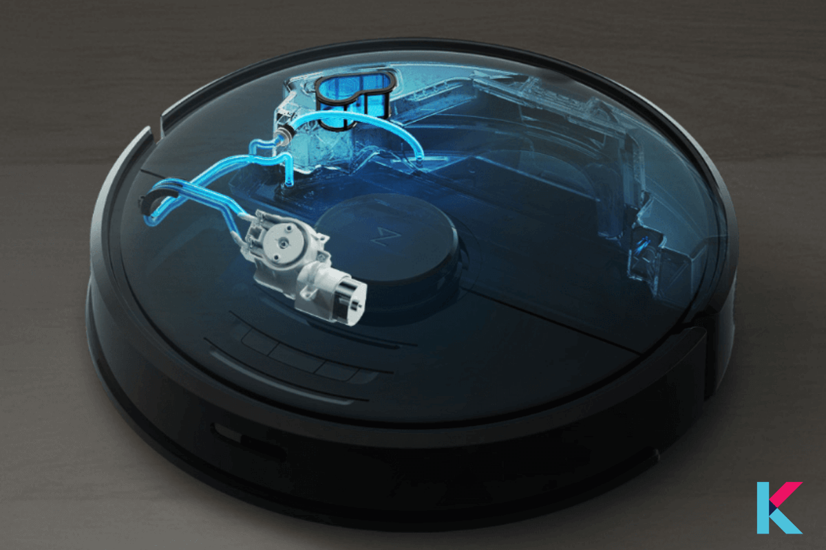 The Roborock S7 Robot Vacuum is the newest hybrid robot vacuum and mop by Roborock.