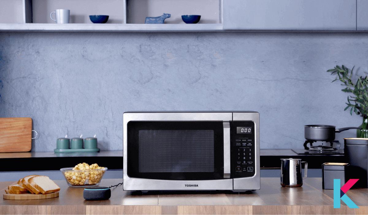 Toshiba ML Smart Microwave Oven