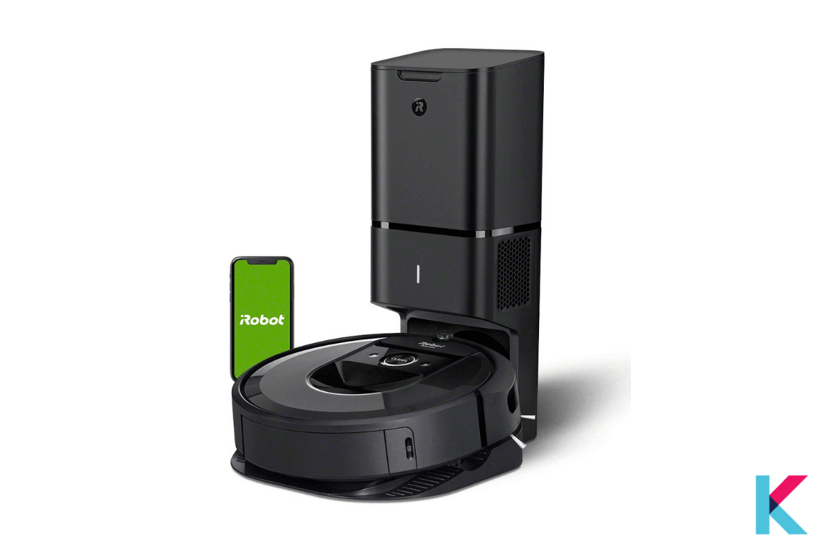 The iRobot Roomba i7+ comes with wonderful sophisticated features. It makes a huge leap in iRobot Vacuum technology.