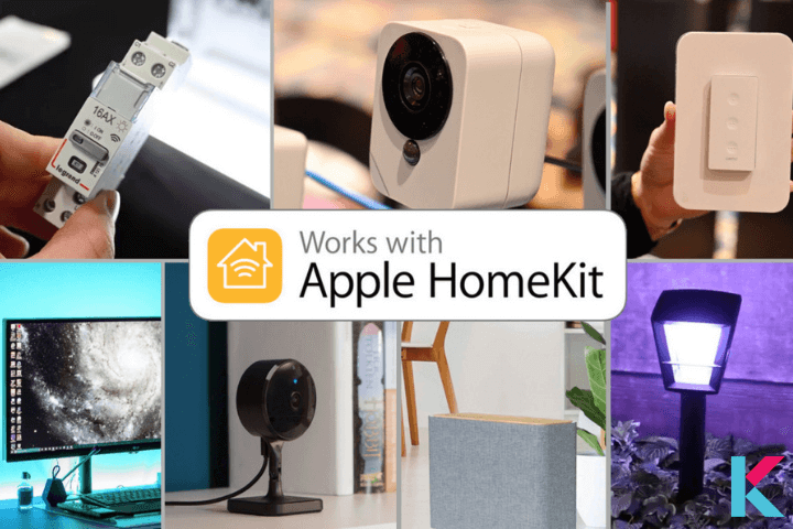 Many leading brands offer their devices that are compatible with the Apple HomeKit