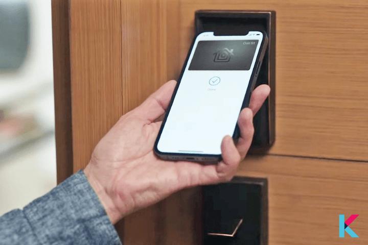 Apple Home Key