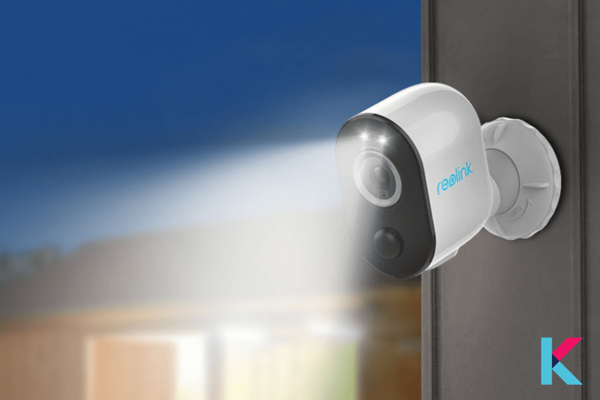 Reolink security camera