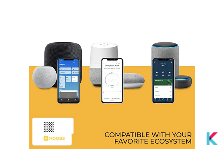 HOOBS compatible with your favorite Ecosystem