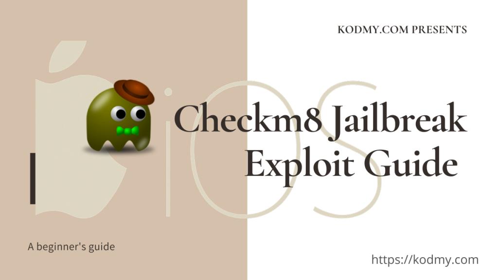 checkm8 jailbreak